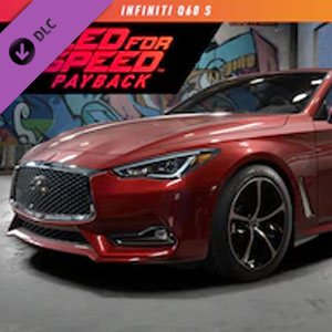 Need for Speed Payback Infiniti Q60 S