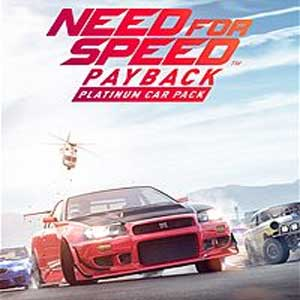 Need for Speed Payback Platinum Car Pack