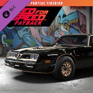 Need for Speed Payback Pontiac Firebird Superbuild