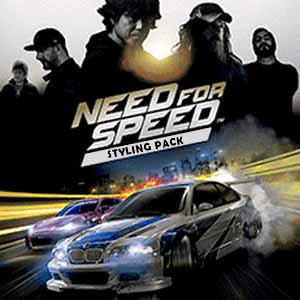 Need for Speed Styling Pack
