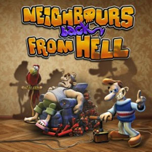 Buy Neighbours back From Hell PS4 Compare Prices