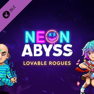 Neon Abyss The Lovable Rogues Pack