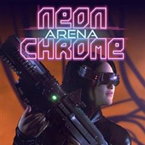 Neon Chrome Arena