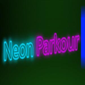 Neon Parkour