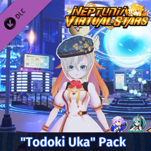 Neptunia Virtual Stars Todoki Uka Pack