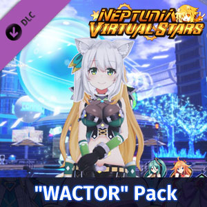 Buy Neptunia Virtual Stars WACTOR Pack CD Key Compare Prices