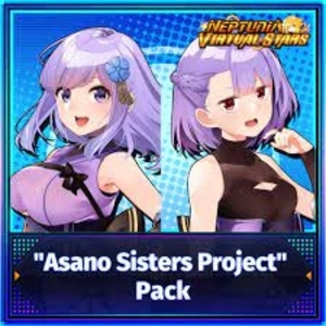 Neptunia Virtual Stars Asano Sisters Project Pack