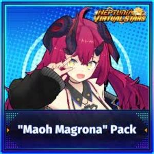 Neptunia Virtual Stars Maoh Magrona Pack