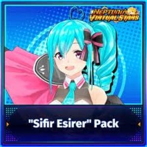 Neptunia Virtual Stars Sifir Esirer Pack