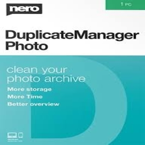 Nero DuplicateManager Photo