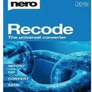Nero Recode