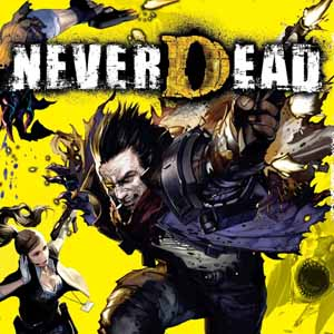 Buy NeverDead PS3 Game Code Compare Prices