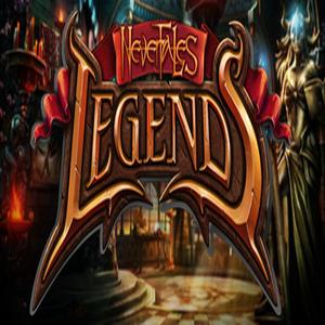 Nevertales Legends Collectors Edition