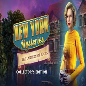 New York Mysteries The Lantern of Souls