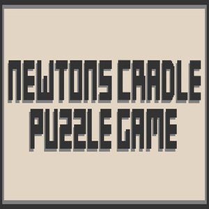 Newtons Cradle Puzzle Game