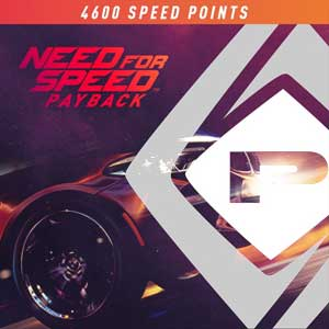 NFS Payback 4600 Speed Points