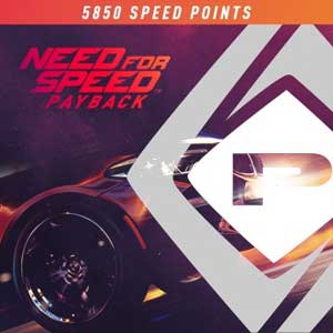 NFS Payback 5850 Speed Points