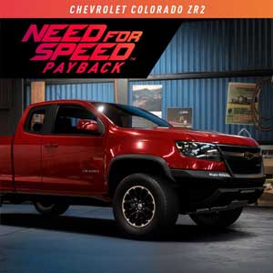 NFS Payback Chevrolet Colorado ZR2