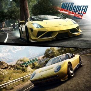 NFS Rivals Concept Lamborghini Racers