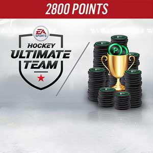 NHL 18 Ultimate Team 2800 Points
