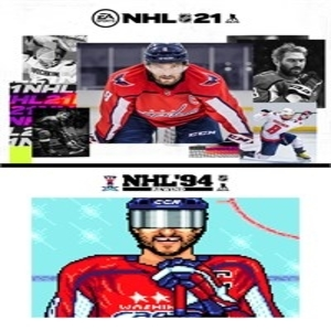Buy NHL 21 Rewind Bundle Xbox Series Compare Prices