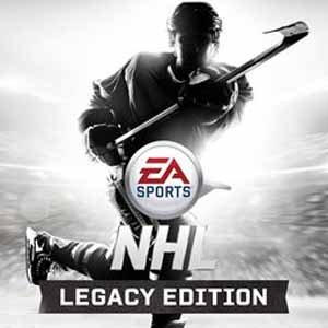 Buy NHL Legacy PS3 Game Code Compare Prices