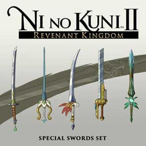 Ni No Kuni 2 Revenant Kingdom Special Swords Set