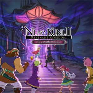 Ni no Kuni 2 REVENANT KINGDOM The Lair of the Lost Lord