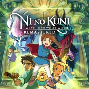 Buy Ni no Kuni Wrath of the White Witch Remastered PS4 Compare Prices