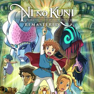 Buy Ni no Kuni Wrath of the White Witch Remastered CD Key Compare Prices