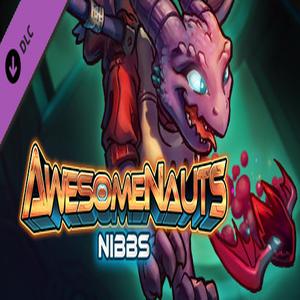 Nibbs Awesomenauts Character