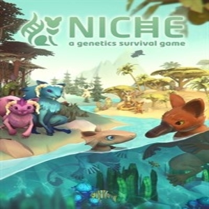 Niche a genetics survival game