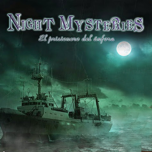 Night Mysteries The Amphora Prisoner