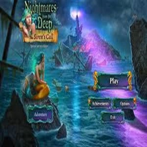 Nightmares from the Deep 2 The Sirens Call