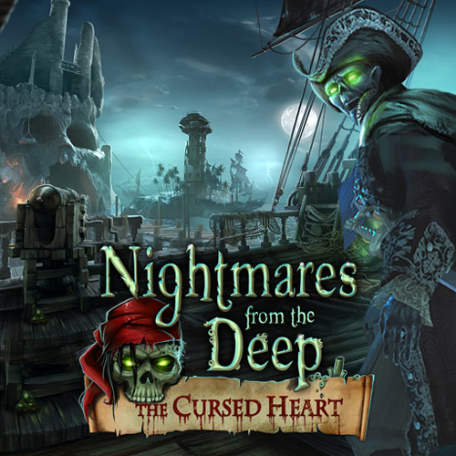 Buy Nightmares from the Deep The Cursed Heart CD Key Compare Prices