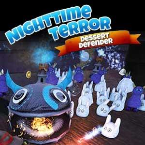 Nighttime Terror VR Dessert Defender