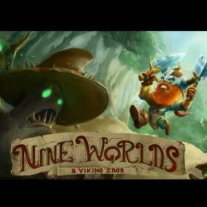 Nine Worlds A Viking saga