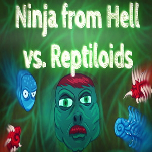 Buy Ninja from Hell vs Reptiloids CD Key Compare Prices