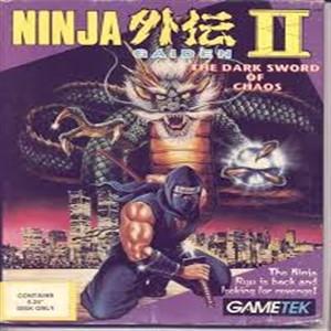 Ninja Gaiden 2 The Dark Sword of Chaos