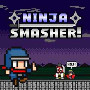 Buy Ninja Smasher CD Key Compare Prices
