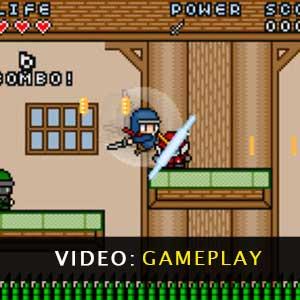 Ninja Striker Gameplay Video
