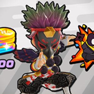 Ninjala Crow Tengu Bundle DLC Pack