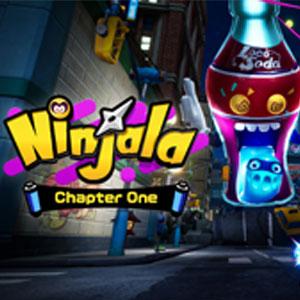 Ninjala Story Pack Chapter One