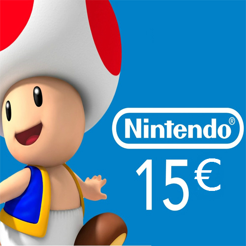 Buy Nintendo eShop 15 Euro Card Compare Prices