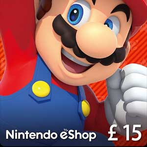 Buy Nintendo eShop Card 15 Pound CD KEY Compare Prices
