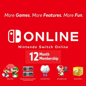 Buy Nintendo Switch Online 12 Months Nintendo Switch Compare Prices