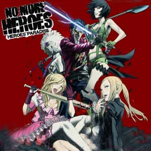 No More Heroes Heroes Paradise