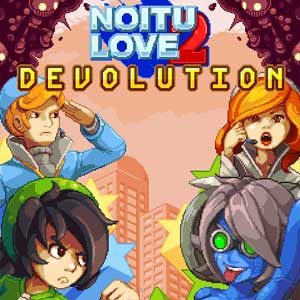 Noitu Love 2 Devolution