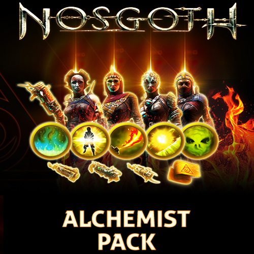 Buy NOSGOTH Alchemist Pack CD Key Compare Prices