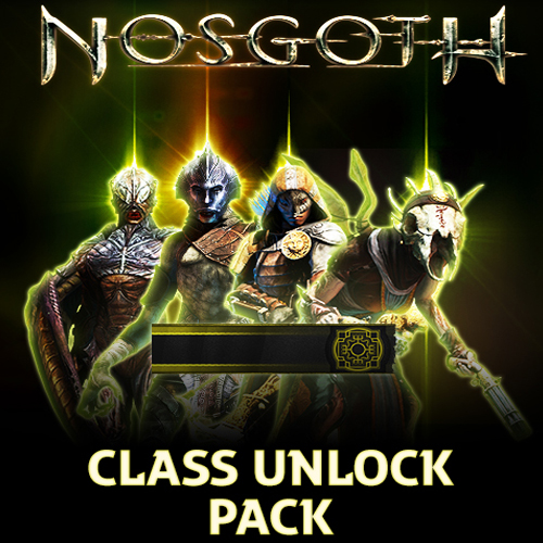 Buy NOSGOTH Class Unlock Pack CD Key Compare Prices